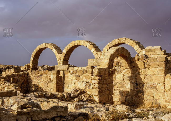Umm ar-Rasas Ruins, Amman Governorate, Jordan