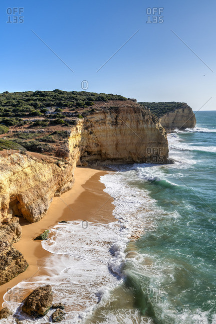 Praia do Torrado, Portimao, Algarve, Portugal