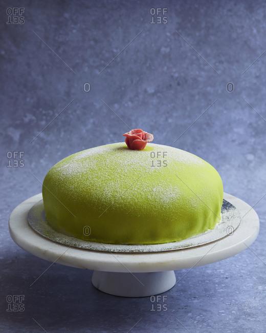 Prinsess Tarta Swedish Princess Cake, Prinsess Tarta