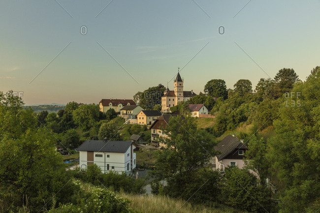 Austria- Lower Austria- Rothenhof castle