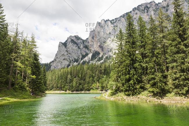 Austria- Styria- Tragoess- Green Lake
