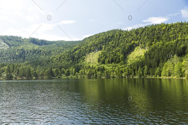 Austria- Styria- Salzkammergut- Oedensee