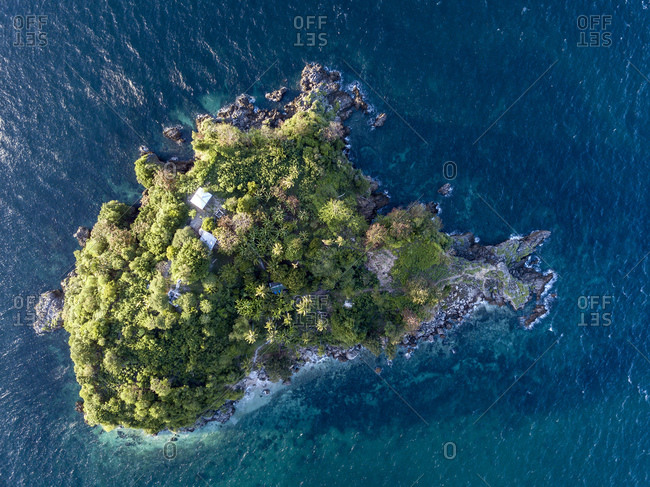 Chocolate Island- North East of Cebu- Philippines