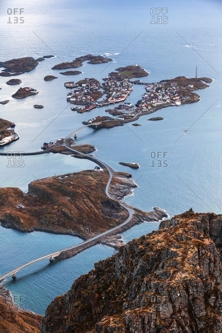 Norway- Lofoten Islands- Henningsvaer