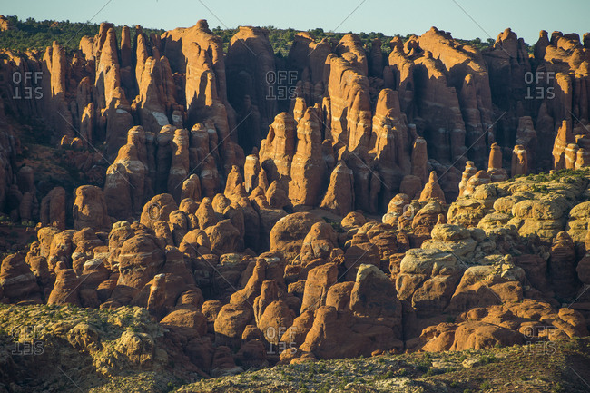 USA- Utah- Arches National Park-