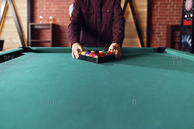 Billiard Snooker Game Men/'s Tee Image by Shutterstock