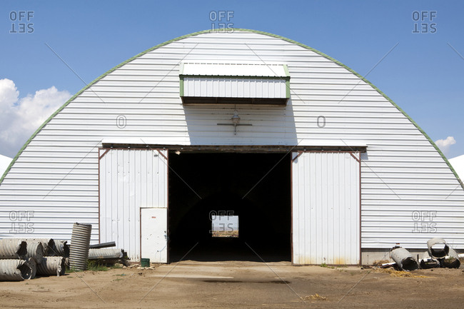 Farm Storage Building