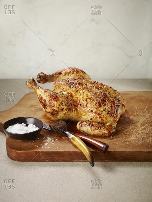 Rotisserie Chicken Spoon