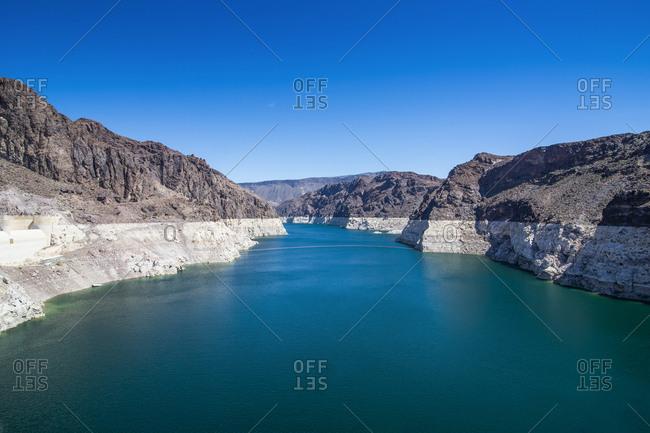 USA- Nevada- Hoover Dam