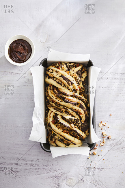 Raw babka from the Offset Collection