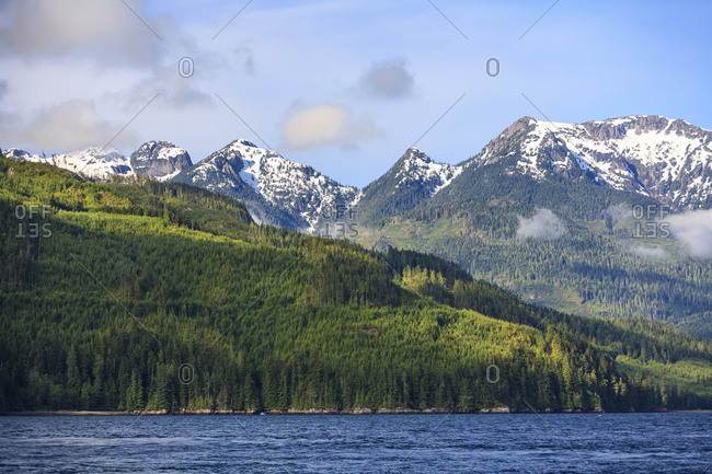 Campbell River, Vancouver Island, Northern British Columbia, Inside Passage, Canada