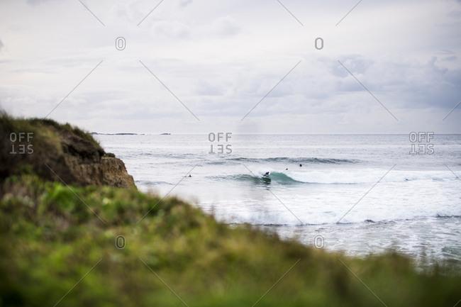 Exploring coastal Ireland on a surf trip