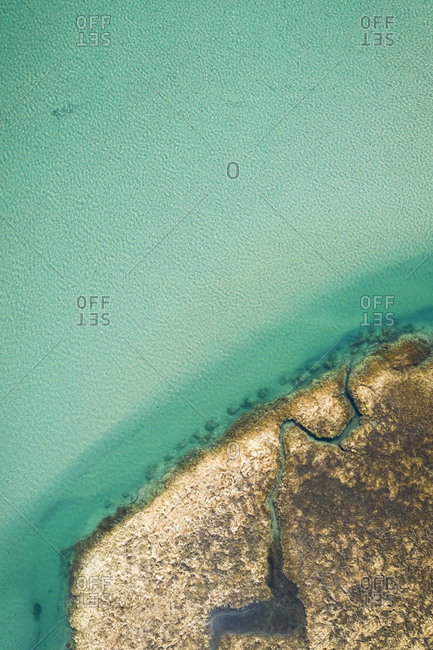 Marsh textures in the gulf of Maine as seen by aerial drone