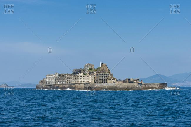 Japan- Nagasaki- Hashima Island