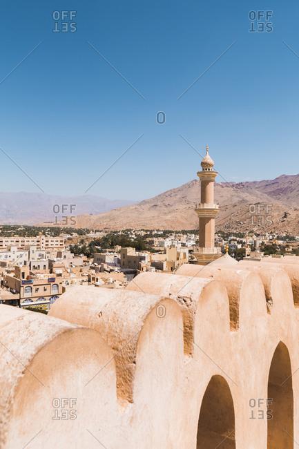 Nizwa Fort- Nizwa- Oman