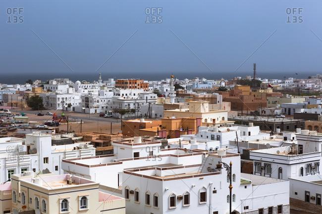 Oman- Sur- townscape