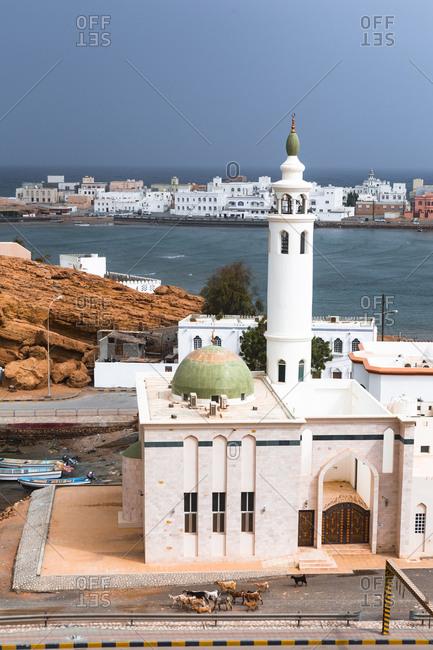 Oman- Sur- Al Ayjah Mosque