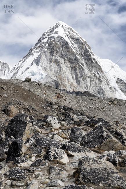 Nepal- Solo Khumbu- Everest- Lobuche- Pumori