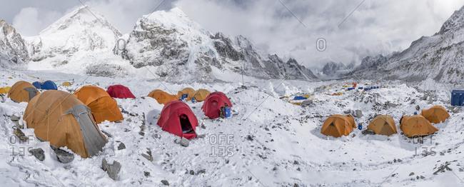 Nepal- Solo Khumbu- Everest Base Camp