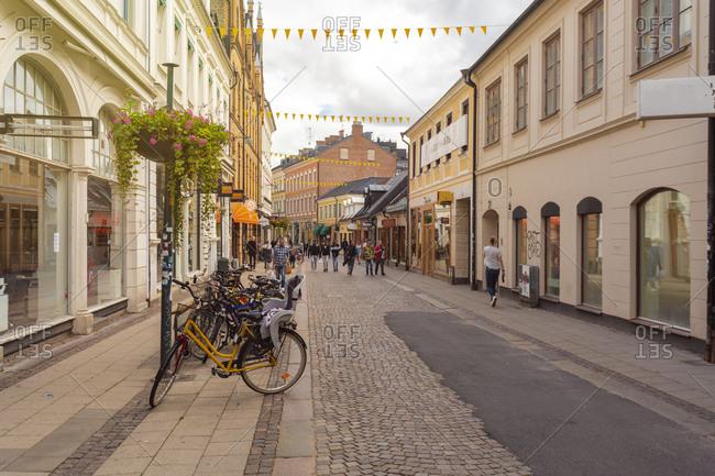September 2, 2018: Sweden- Lund- Historic center