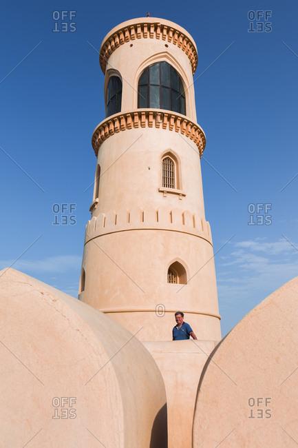 Al Ayjah lighthouse- Sur- Oman