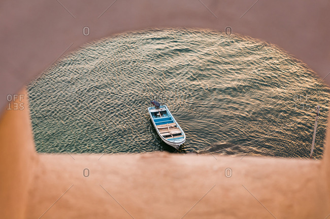 Fishing boat- Sur- Oman