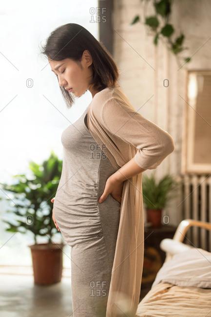 Sullen and pregnant women