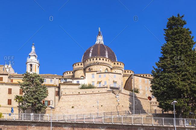 Italy- Marche- Loreto- Basilica della Santa Casa