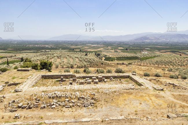 Greece- Argos- Neo Ireo- Heraion
