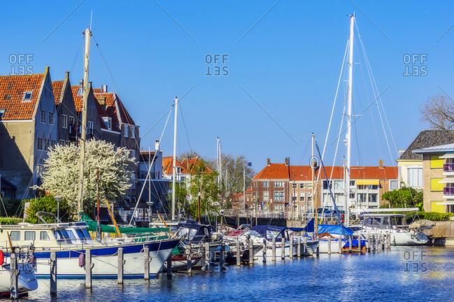 Zeeland- Domburg- Harbor