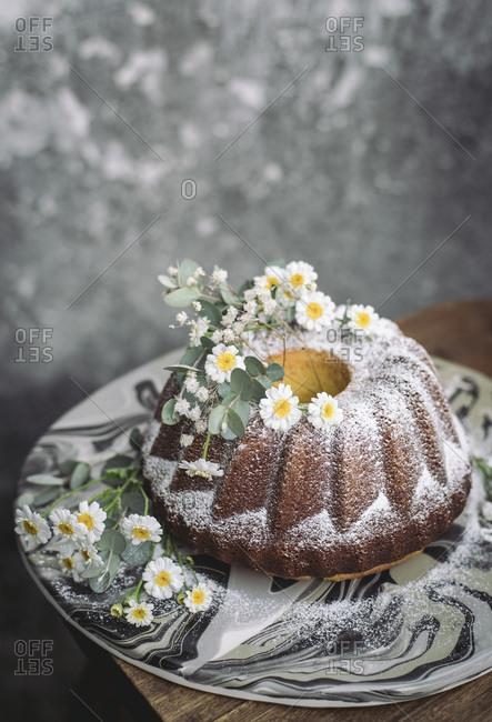 Lemon Ricotta Cake - Offset Collection