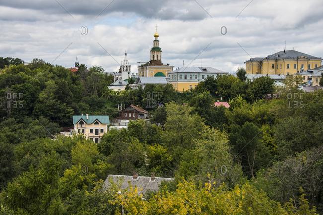 Unesco world heritage site Vladimir- Golden ring- Russia