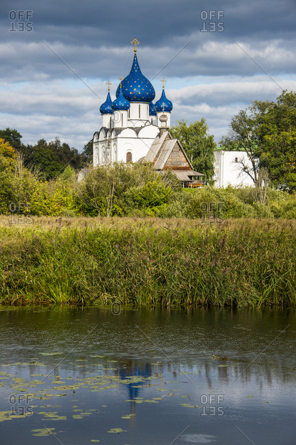 Nativity of the virgin cathedral- Suzdal- Golden ring- Russia