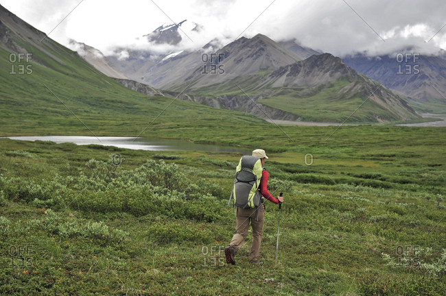 Backpacking Denali National Park