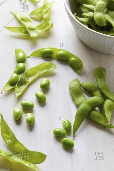 Edamame Beans Hulled