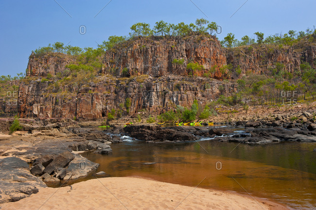 Katherine Gorge- Northern Territory- Australia