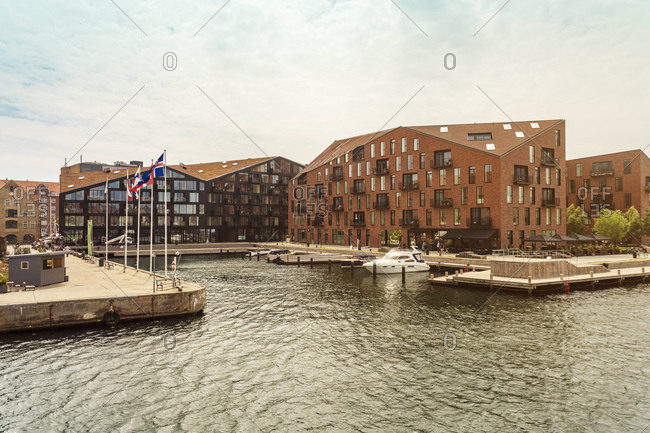 North Atlantic House- Copenhagen- Denmark