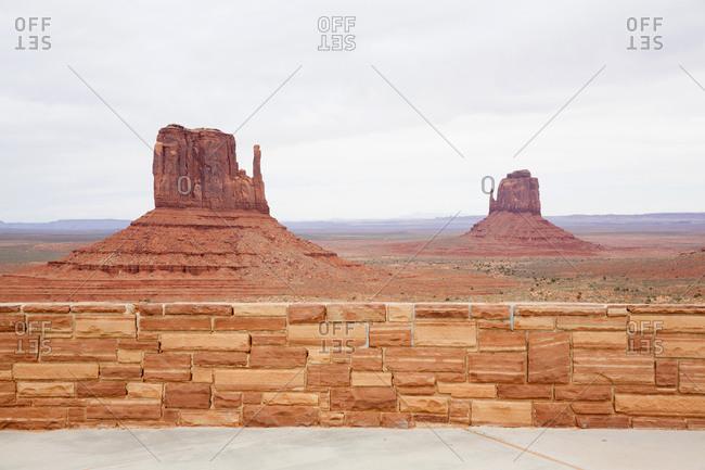 Navajo Tribal park, Monument Valley, Utah, USA