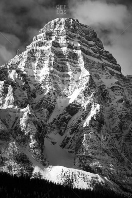 Mt Chephren, Banff National Park