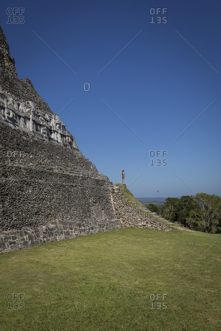 Ancient Mayan ruins of Xunantunich