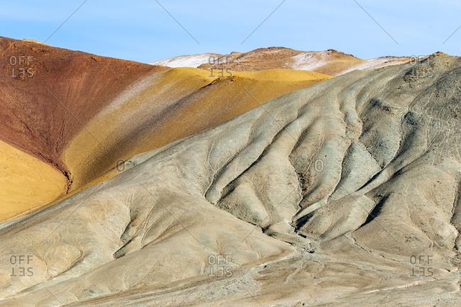 Altai Mountains, Bayan-, Mongolia