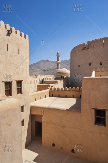 March 5, 2019: Tower of the Fort- Nizwa- Oman