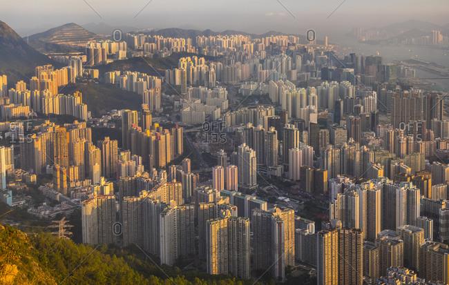 Kowloon- Hong Kong- China