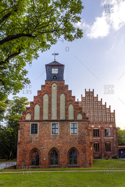 Zinna Abbey- Jueterbog- Germany