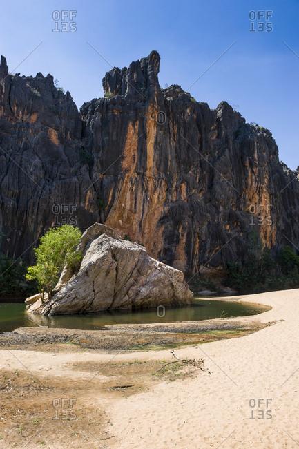 Windjana Gorge National Park- Kimberley- Western Australia