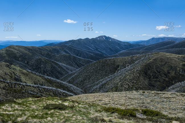 Australian Alps- Victoria- Australia - Offset
