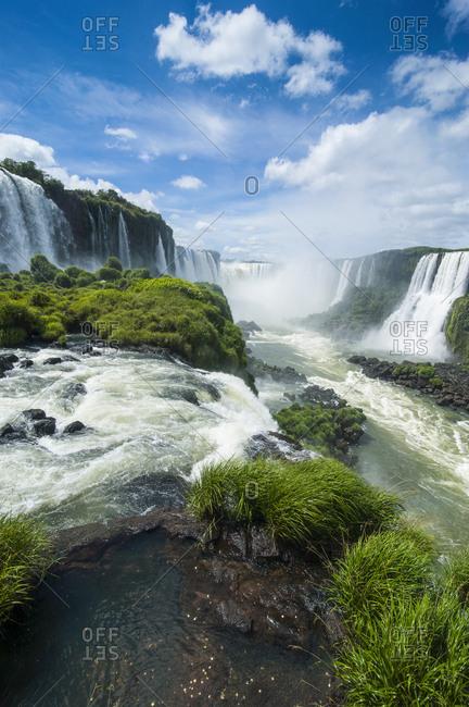Unesco world heritage sight- Iguazu Falls- Brazil