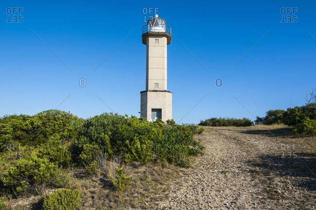 Lighthouse in Cape Jaffa- South Australia- Australia