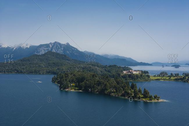 Hotel Llao Llao in the Nahuel Huapi lake near Bariloche- Argentina- South America