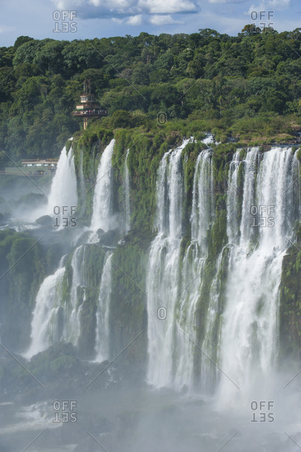 Iguazu waterfalls- Argentina- South America